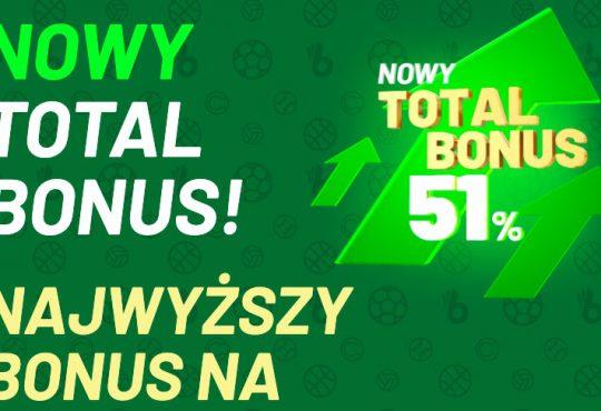 total bonus totalbet premia promocja