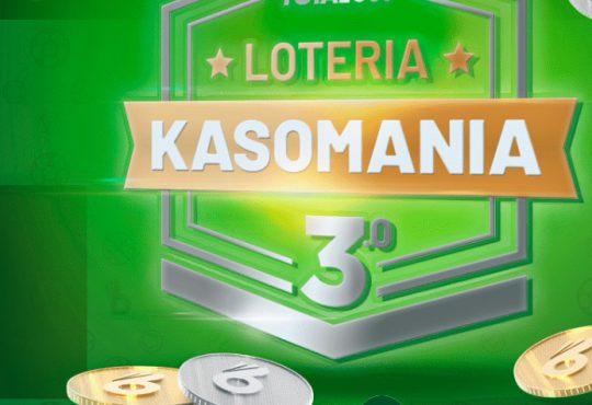Kasomania loteria konkurs